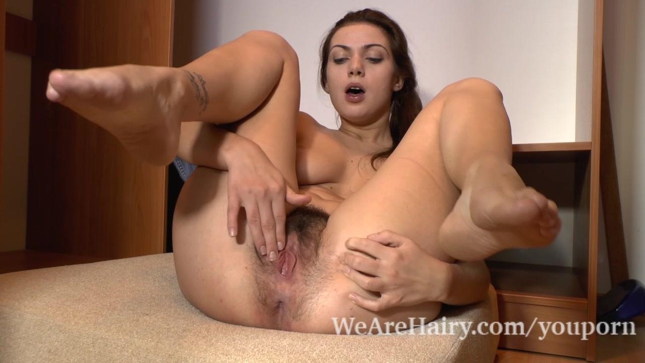 Порно волосатый оргазм