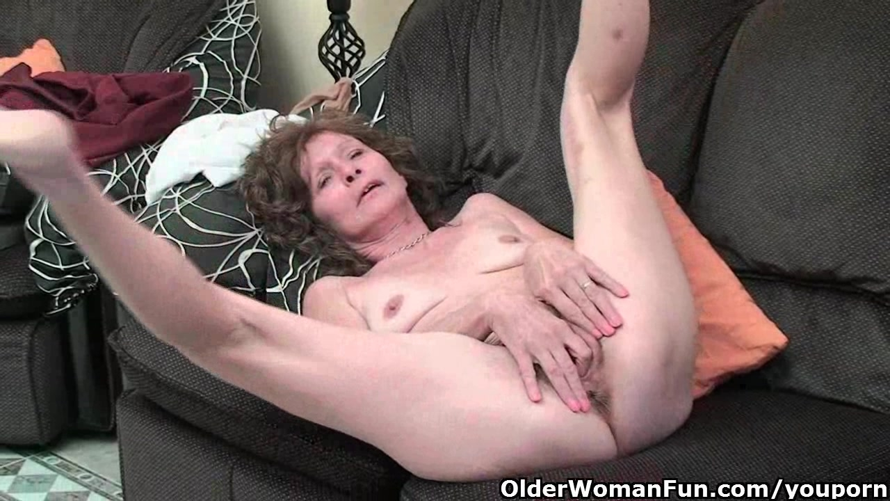 Mature dominant foot fetish