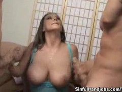 Picture Busty Sara Stone Lends A Hand