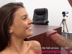 Teen Insemination on Casting Couch
