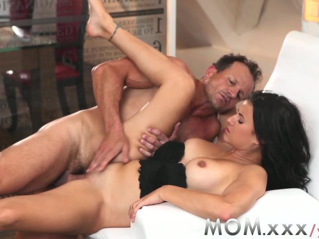 Perfect Sex Mom dark haired horny milf with <b>perfect</b> breasts wants cock <b></b>