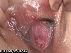 First Time Squirting Orgasm