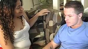 Mercedez is a cute latina BBW that loves the taste of cum