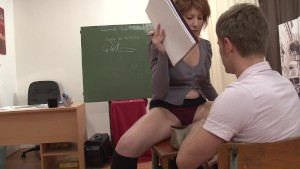 Teacher joins the action - Telsev