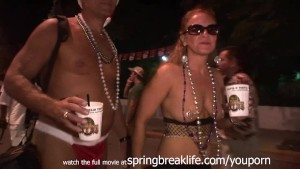 Naked body Paint Street Party Milfs