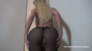 Ana Mancini's sexy body