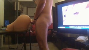Asian guy fucking sex toy horny fuck porn part 3