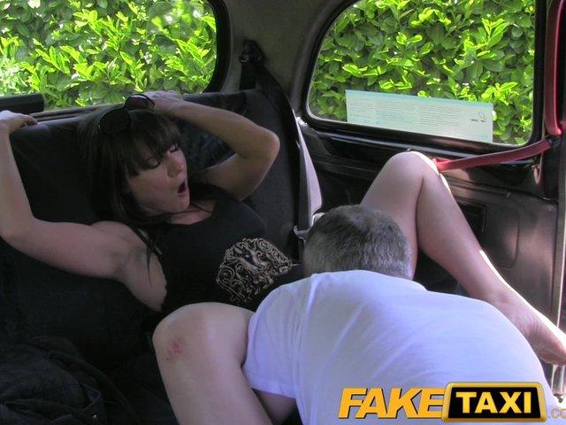 fake taxi wife