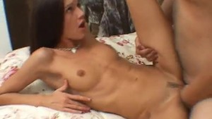 Taylor Rain Loves A Good Hard Fucking On The Bed