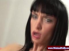 Picture Sofia Valentine masturbating