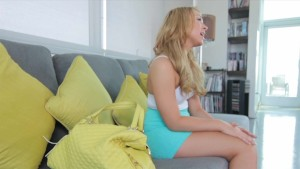 Casting Couch-X Hot student nurse strips for cash