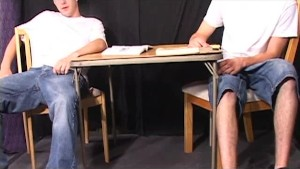 Studs Suck And Fuck In Detention - Street Trade Studios