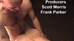 Hunk Takes A Dildo And A Dick Up The Ass - Factory Video