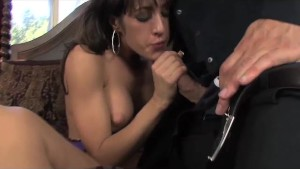 Watch as busty Capri Cavanni gets her pussy punded