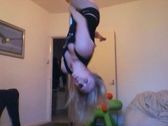 YouPorn Girl Video Blog #9 - Flashing Tits & Pole Dancing