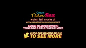 Casual Teen Sex - A ride to great casual sex