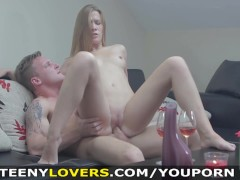 Teeny Lovers - Morning coffee and sex