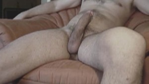 Blonde Wife With Awesome Ass Rides Her Husbend Until He Cums