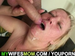 She seduces him while his wife away
