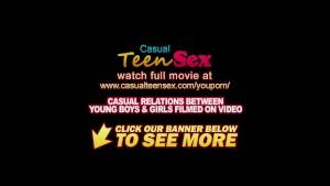Casual Teen Sex - Sex trick for a pickuper