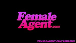 FemaleAgent New sexy MILF agent ready to decieve and devour