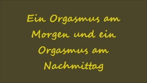Orgasmus - Orgasm 102nd and 103rd - Wichsen und spritzen - Wank and cum