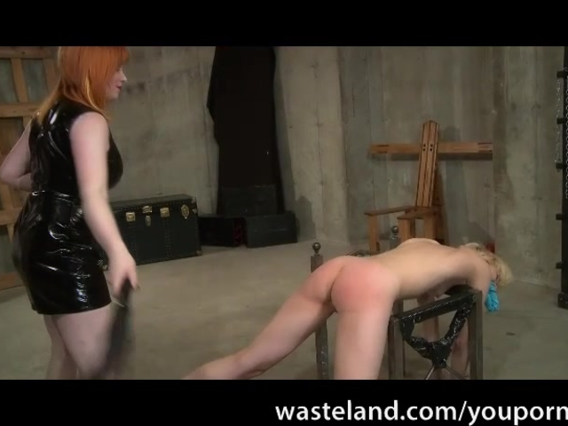 Wasteland BDSM Fantasy Series - FemDom Art Appreciation Class