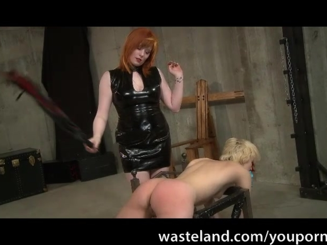 Wasteland BDSM Fantasy Series - FemDom Art Appreciation Class