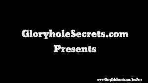 Gloryhole Secrets Jewels Jade Cum swallowing POV 3