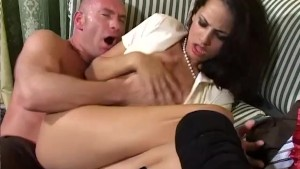 Horny Nurse Gets Her Ass Drilled - Telsev