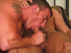 Compilation of muscular guys getting off - Pacific Sun Entertainment