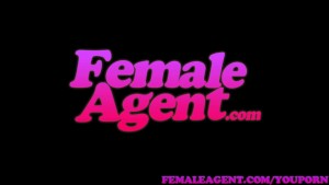 FemaleAgent Real sexy lesbian juices flow in hot and heavy casting