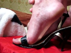 - Shoe job
