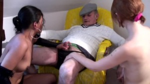 voyeur papy looking for lesbian sex