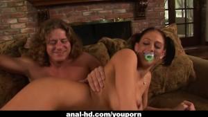 Big tits hottie Eve Laurence enjoys a hard fuck