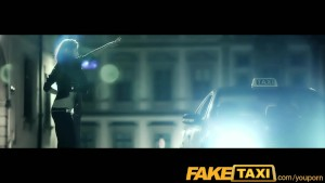 FakeTaxi London taxi spycam sex tape