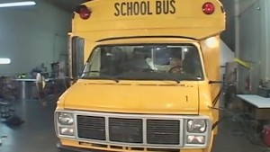 school bus fuck