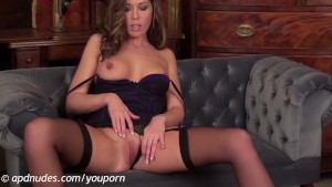 VICKY BURNS IN INTIMATE BY APDNUDES.COM