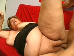 This Chubby Grandma Can Please A Man - Porn Zone