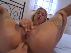 Babe Gets Her Asshole Fingered - Pandemonium
