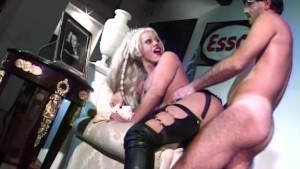 Busty tranny riding cock - Pandemonium