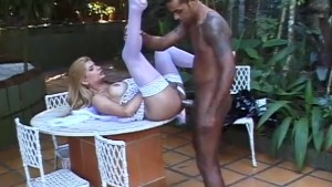 Tgirl Ass Fuck Outdoor - Pandemonium