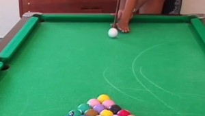 Making better use of the pool table - Shock Wave