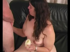 Picture Sassy chubby shows how to jerk it - Train Wr...