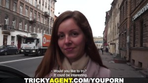 Tricky Agent - My sex tricks work well