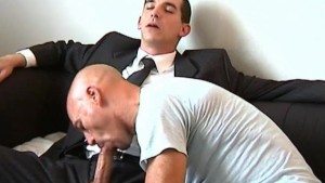 I'll sign this contract only if i can suck your huge cock of straight guy !