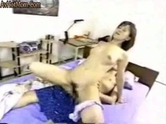 Japanese Mom And Son s friend 4