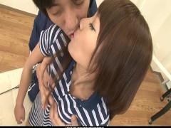 gars nique baise ejaculation interne: two guys fuck and creampie suzu minamoto