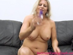 - Mom Takes Creampie For...
