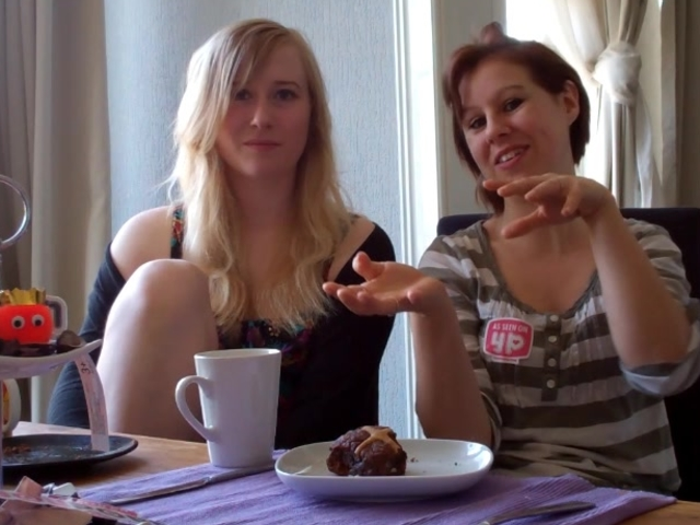 YouPorn Girl Video Blog 16 - Amsterdam & the Red Light District